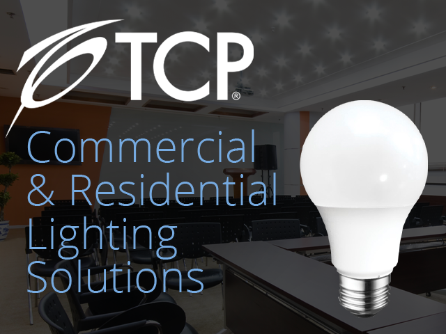 TCP ®  Commercial & Residential Lighting Solutions