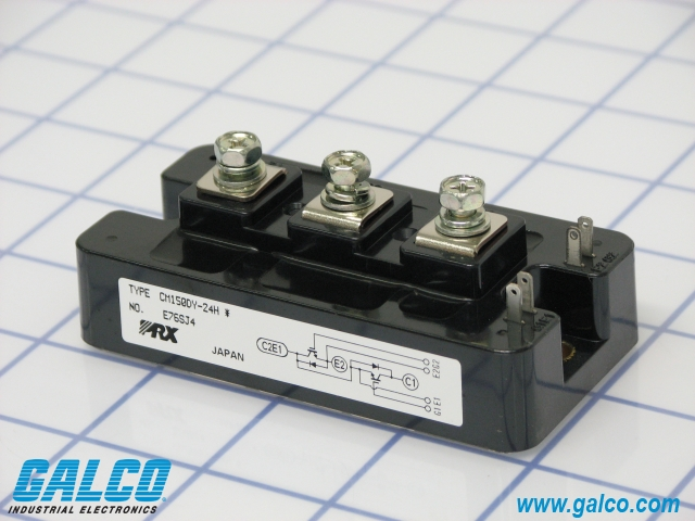 Cm150dy 24h Powerex Igbt Galco Industrial Electronics