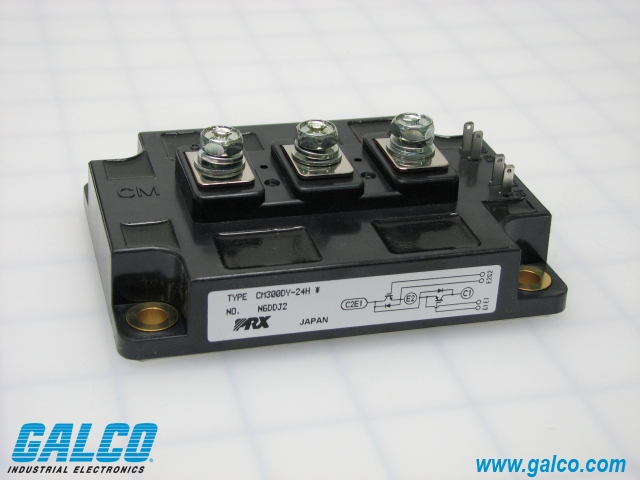 Cm300dy 24h Powerex Igbt Galco Industrial Electronics