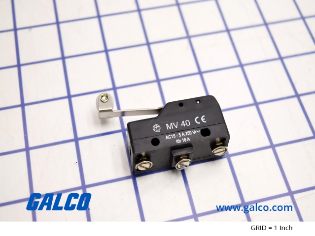 MV40 - Pizzato - Switch | Galco Industrial Electronics