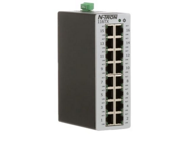 116tx Red Lion Ethernet Switches Galco Industrial