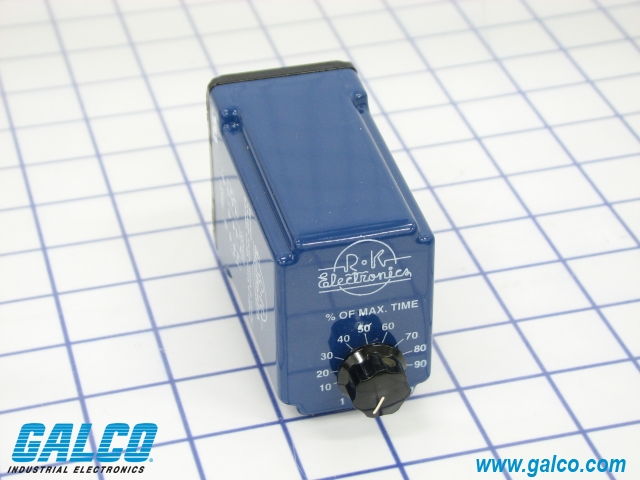CFB-24A-2B-3M - RK Electronics - Timing Relays | Galco Industrial