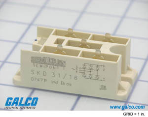 Semikron - Bridge Rectifiers