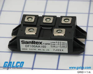Sanrex-Sansha Electric Manufacturing - Bridge Rectifiers