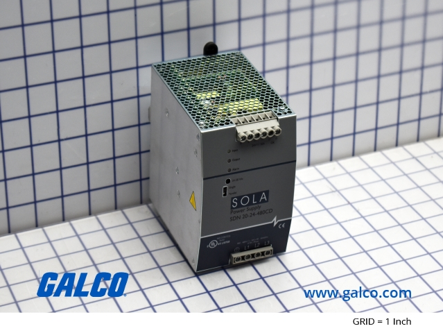 SDN2024480CD - Sola - Switching Power Supplies | Galco Industrial