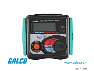 how to use sperry continuity tester ct6101