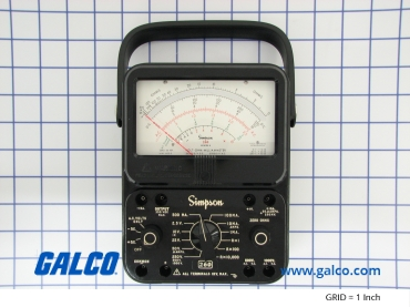 Simpson - Multimeters