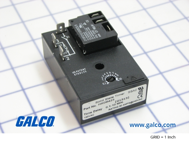 hrdb423 ssac timing relays galco industrial electronics package image