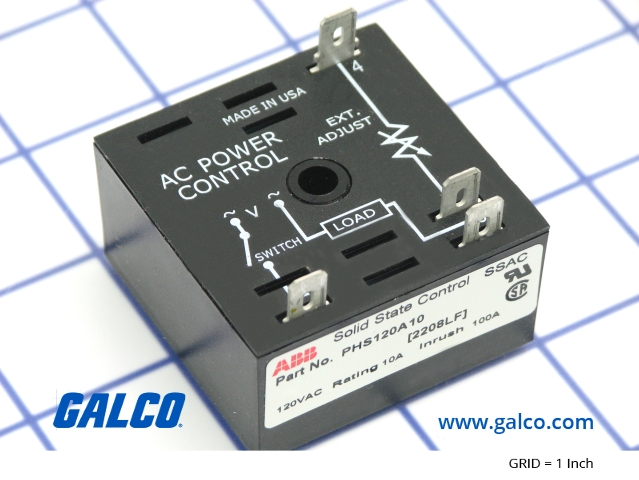 Phs120a10 ssac solid state relays galco industrial electronics package image sciox Images