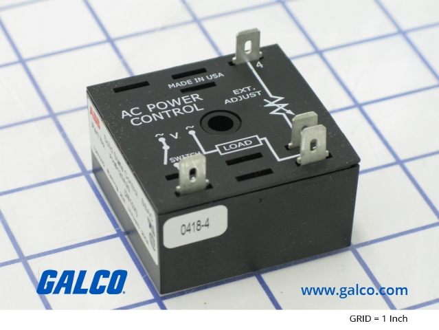 PHS120A20 SSAC Solid State Relays Galco Industrial Electronics - Solid State Relay Brands