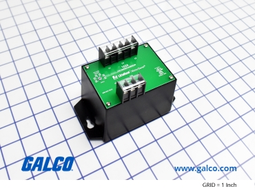 Monitor Relay, 190-480V 3-Ph, Autoranging, Panel Mount, SPDT 10A Output w/Restart Delay