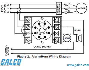 201a symcom protection relays galco industrial electronics rh galco com 5 Pin Relay Wiring Diagram octal relay base wiring diagram