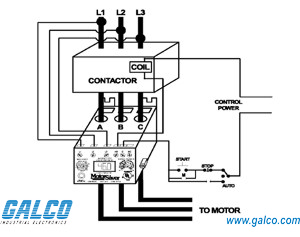 777 575 Symcom Motor Protection Relay Galco