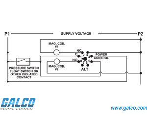 alt 24 s sw symcom alternating relays galco industrial electronics rh galco com Alternating Relays for Pumps Pump Alternating Relay Circuit