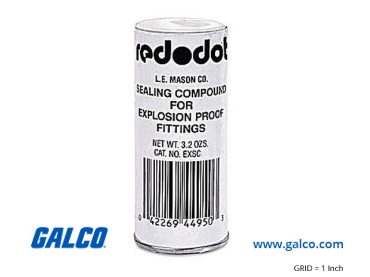 Thomas & Betts - Sealing Compound Fittings