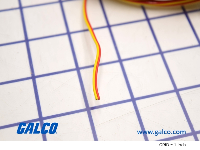 Thermocouple Wire Gauge   K24 2 505 50ft Temprel Inc Thermocouple Wire Galco Industrial