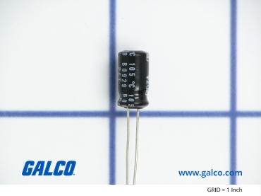 UVZ1H470MED: Capacitor from United Chemicon