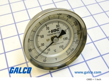 US Gauge - Thermometers