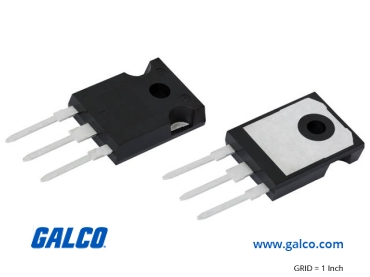 MOSFET N-Chan 100V 31 Amp Pack of 40 IRFP140PBF
