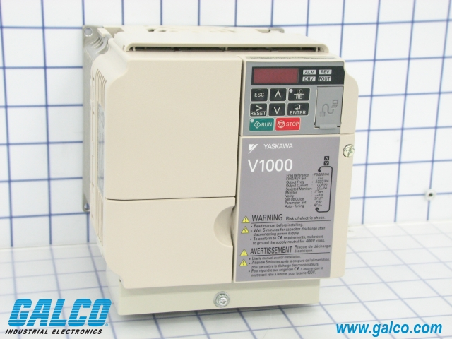 Cimr vu4a0011faa yaskawa ac drives galco industrial electronics cimr vu4a0011faa part image asfbconference2016 Image collections
